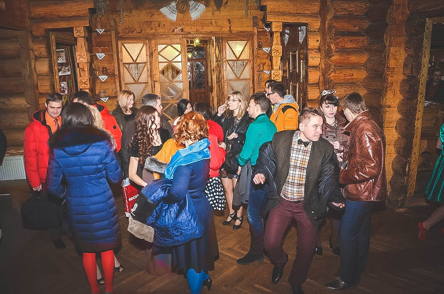 19.12.2013 ROCKWOOL (EVENT В КАРПАТАХ)