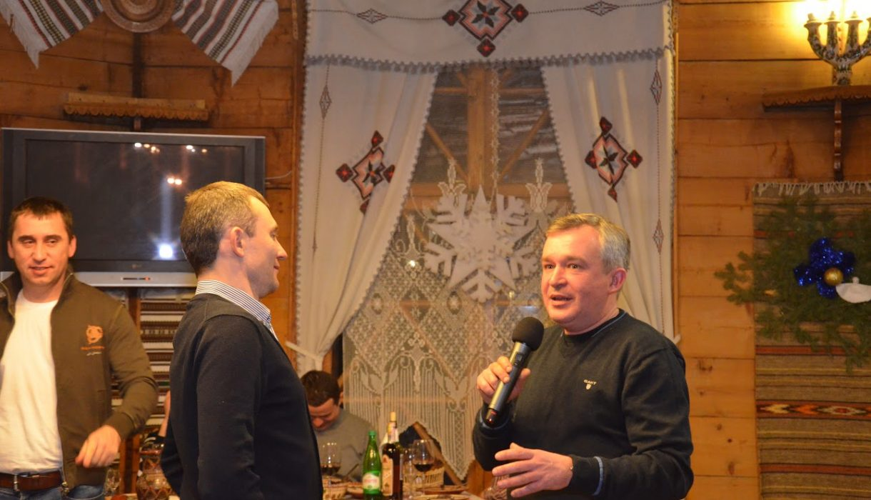 04.02.2014 SIEGENIA (EVENT В КАРПАТАХ)
